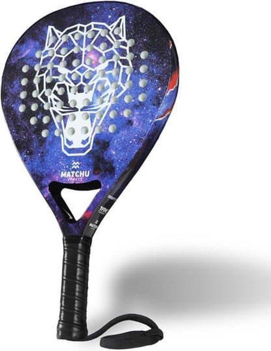 Matchu Sports - Padel Racket - Panther - Diamond - 18K Carbon
