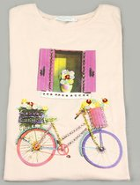 Aquatolia Dames, T-Shirt - Roze