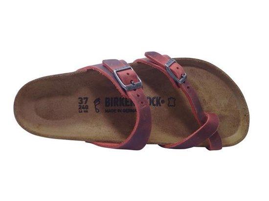 Birkenstock Slipper Mayari 1015548 Rood Breed 37 IMpVq8