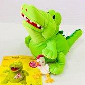 Handpop Theophille Krokodil