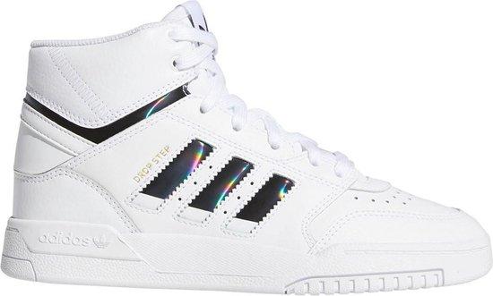 adidas Sneakers - Maat 37 1/3 - Unisex - wit/zwart