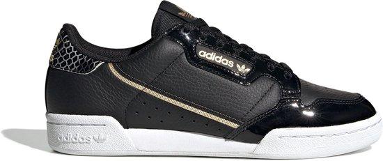 bol.com | adidas Sneakers - Maat 38 2/3 - Vrouwen - zwart ...