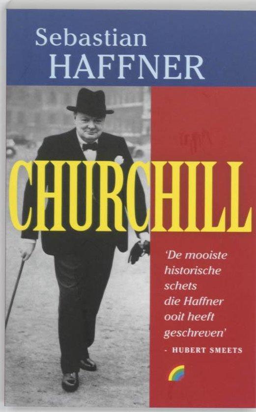 Rainbow pocketboeken 911 - Churchill - Sebastian Haffner |