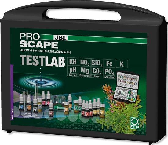 JBL ProScape TestLab Waterwaarden Testkoffer