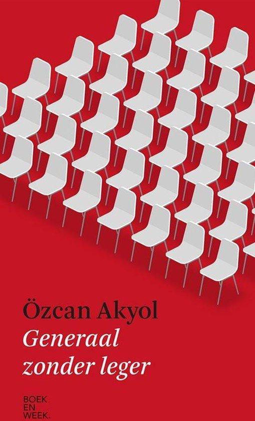 Boek cover Generaal zonder leger van Özcan Akyol (Paperback)