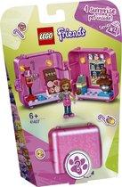 LEGO Friends Olivia's Winkelspeelkubus - 41407