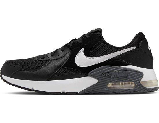 Nike Air Max Excee Heren Sneakers - Black/White-Dark Grey - Maat 40