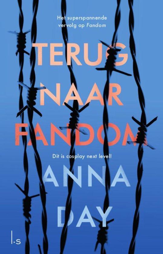 Fandom 2 - Terug naar Fandom - Anna Day |
