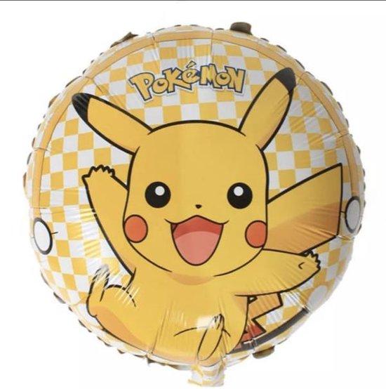 Pokemon Pikachu 18 Inch Ballon