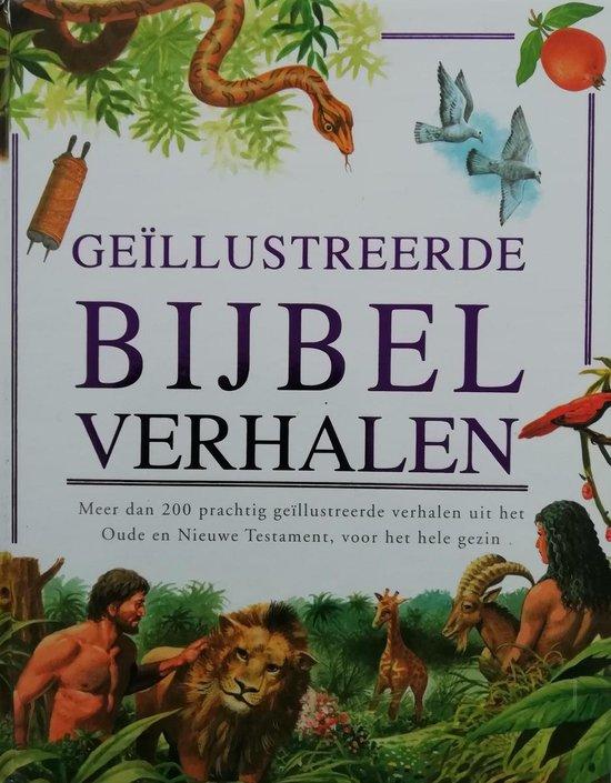 Geillustreerde Bijbelverhalen - Onbekend |