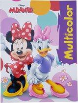 Kleurboek Disney Minnie Mouse