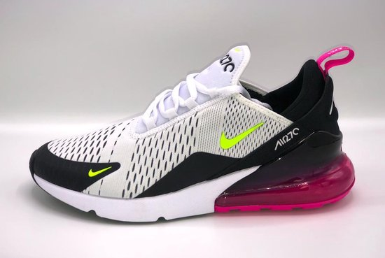 | Nike Air Max 270 WhiteVolt Maat 44 EU 10 US