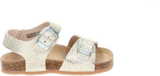   Kipling sandaal, Sandalen, Meisje, Maat 24, zilver