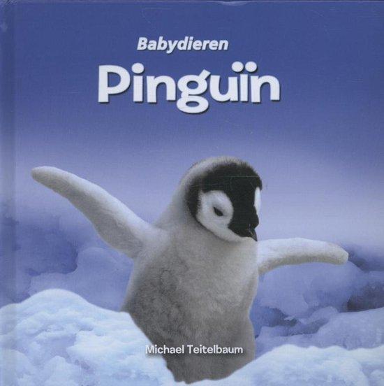 Babydieren - Pinguïn - Michael Teitelbaum |