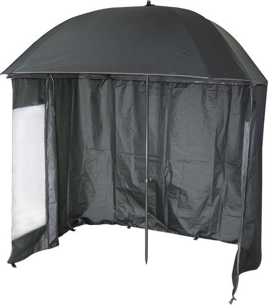 Capture Outdoor, Visparaplu + Aanritstent, 2m20, shelter, knikbaar, Nylon 210T Super Coated, …