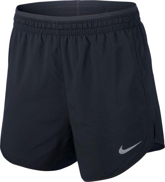 Nike Sportbroek - Maat L  - Vrouwen - zwart/wit