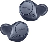 Jabra Elite Active 75T true wireless sportoordopjes - NAVY