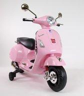 VESPA kinderscooter 12V Roze