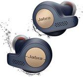 Jabra Elite Active 65t - Volledig draadloze sport oordopjes - Donker blauw