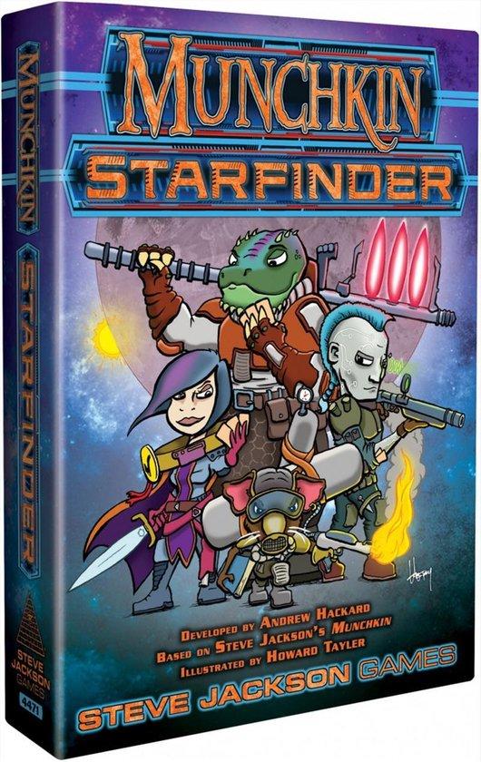 Afbeelding van het spel Asmodee Munchkin Starfinder 2 Far Out - EN