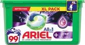 3x Ariel Wasmiddel Allin1 Pods+ Touch of Lenor 33 stuks