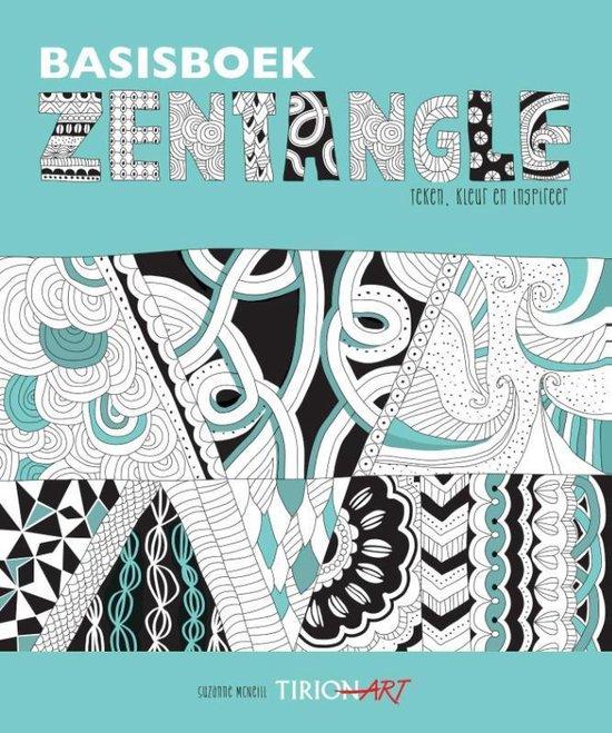 Basisboek Zentangle - Suzanne Mcneill  
