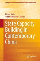 State Capacity Building in Contemporary China