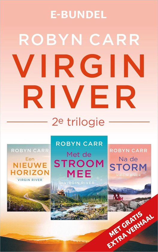 HQN Roman - Virgin River 2e trilogie - Robyn Carr |