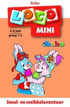 Loco Mini - Bobo Smikkelavontuur 4-6 jaar groep 1-2