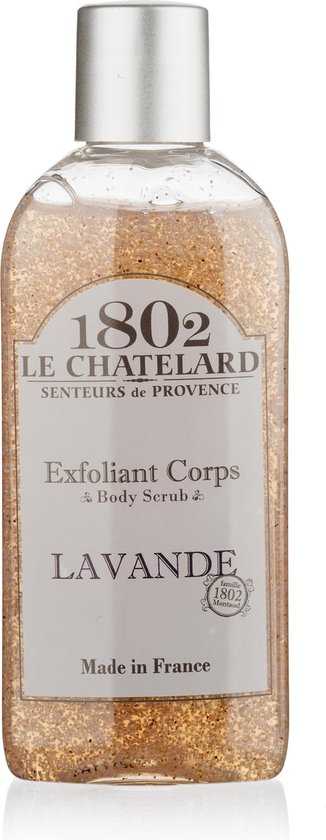 Set Le Chatelard 1802: Body Scrub, Douche Gel en Body Lotion