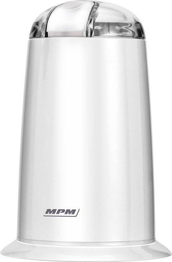 MPM Coffee grinder MMK-07 White