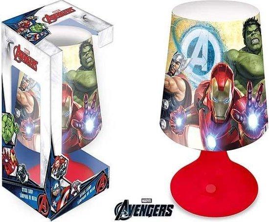 Nachtlamp / Tafellamp Marvel Avengers (18cm)