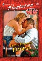 Heatwave (Mills & Boon Temptation)