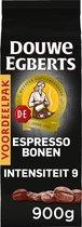 Douwe Egberts Espresso koffiebonen - 3 x 900 gram