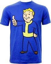 T-Shirt Fallout Thumbs Up (Maat M)