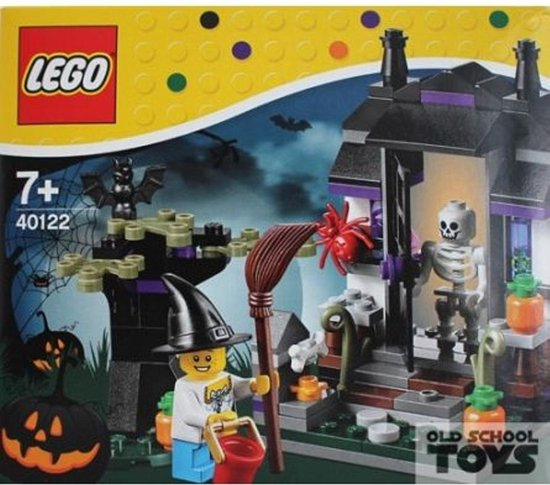 Lego 40122 Halloween Trick or Treat (limited edition)