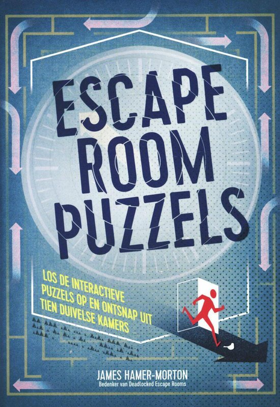 Escape room puzzels - James Hamer-Morton |
