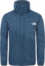 The North Face Resolve Jacket Outdoorjas Heren - Teal - Maat L