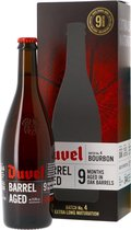 Duvel Barrel Aged 75cl.