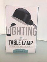 mooie witte tafellamp
