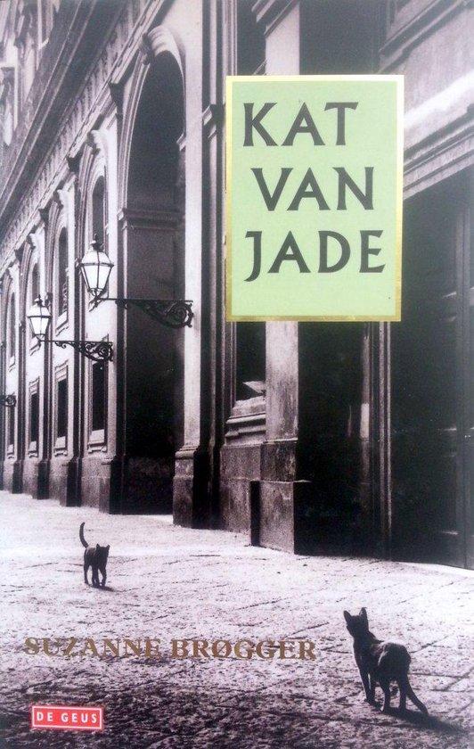 Kat van jade - Suzanne BrØGger  