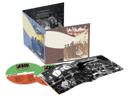 II (Deluxe Edition) - Led Zeppelin