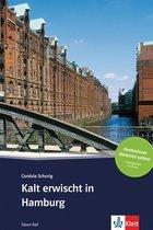 Tatort DaF - Kalt erwischt in Hamburg (A2) Buch + Access Online Hörtext