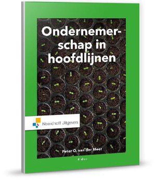 Ondernemerschap in hoofdlijnen - Peter van der Meer |