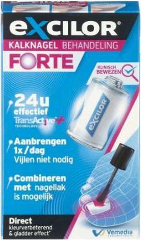 Excilor Forte - Kalknagelbehandeling - 30ml - 1 stuk