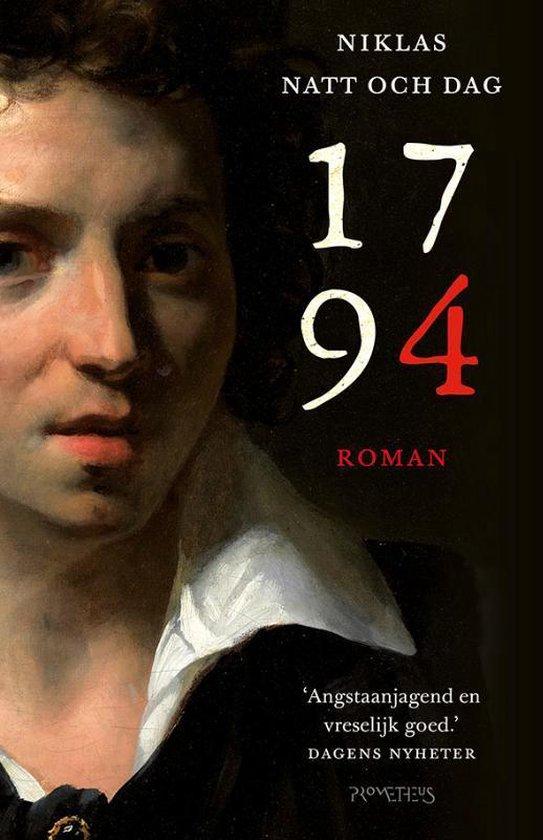 Boek cover 1794 van Niklas Natt Och Dag (Paperback)