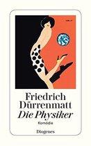 Boek cover Die Physiker van Friedrich Dürrenmatt (Paperback)
