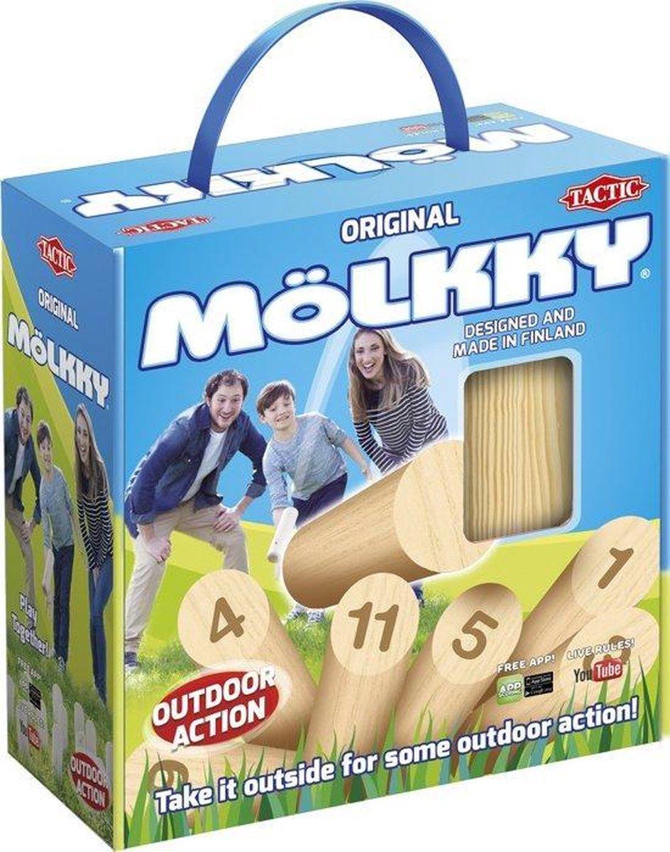 M lkky in cardboardbox