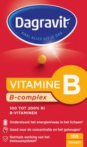 Dagravit Vitamine B-Complex Voedingssupplement - 100 Tabletten