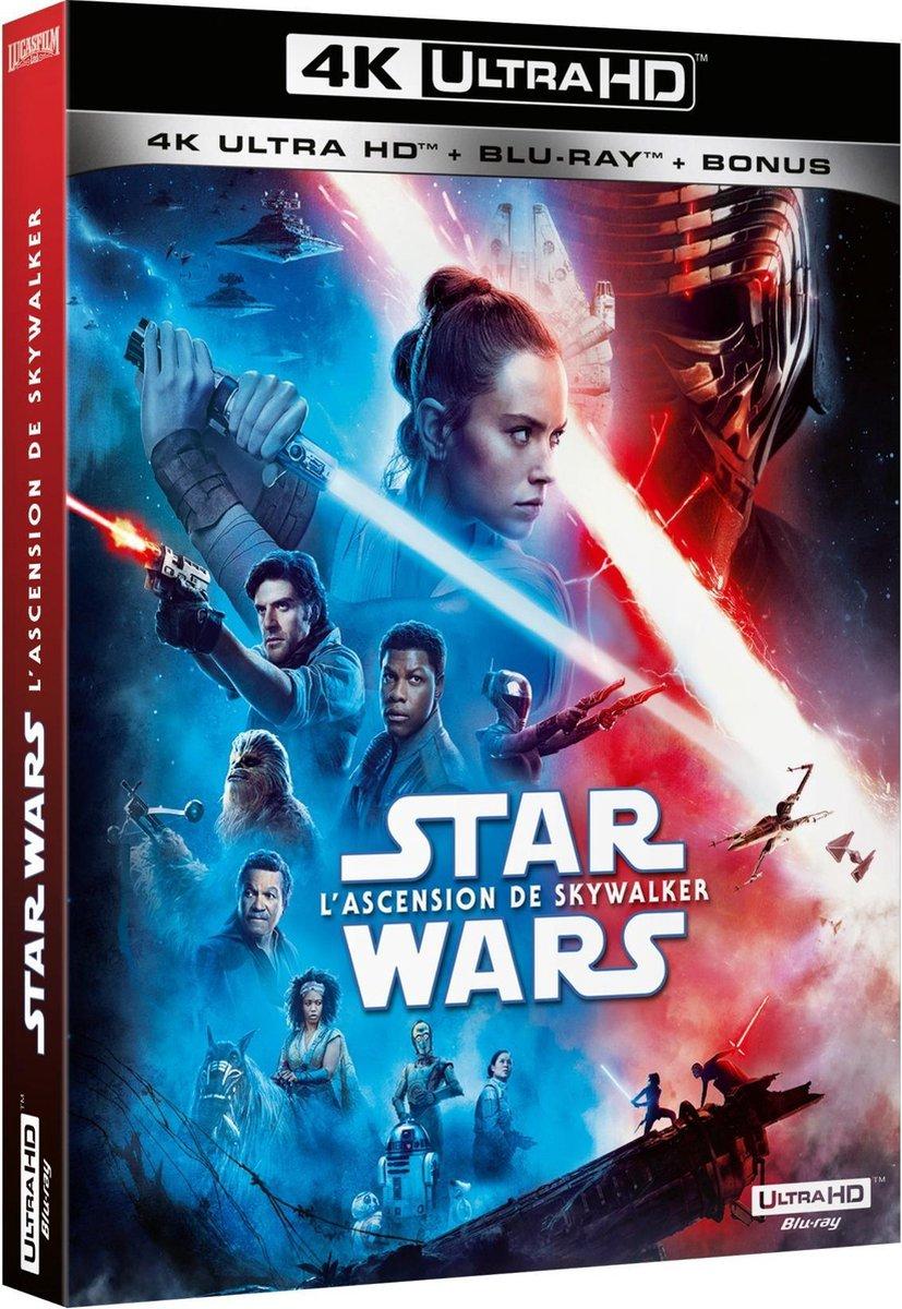 Star Wars Episode IX: The Rise of Skywalker (4K Ultra HD Blu-ray) (Import zonder NL)-